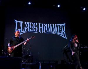 Glass Hammer Steve Aaron Susie Live